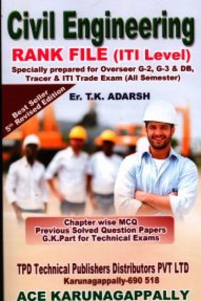 Civil Engineering Rank File (ITI Level)