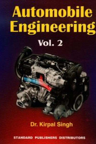 Automobile Engineering (Volume – 2)