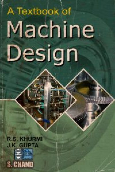 Textbook of Machine Design