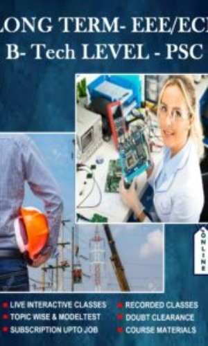 Electrical /Electronics long term Btech (PSC level)