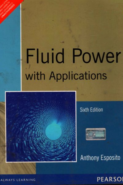Fluid Power with applications  clearance sale