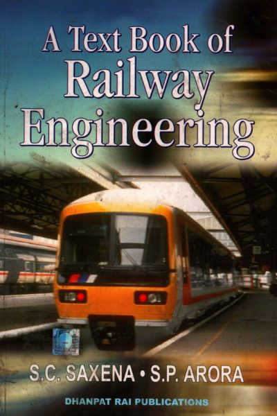 A Text Book Of Railway Engineering   clearance sale